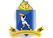 the cricket association of bengal logo